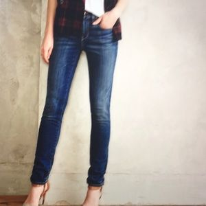 Pilcro and Letterptess Stet Skinny Jeans. 27